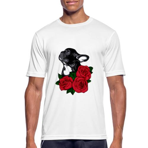 The French Bulldog Is So Famous - Men's Breathable T-Shirt