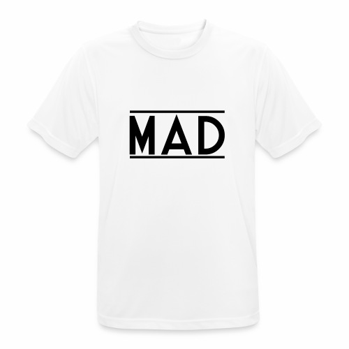 MAD - Maglietta da uomo traspirante