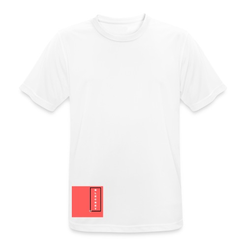BLECRET - Salmon - Men's Breathable T-Shirt