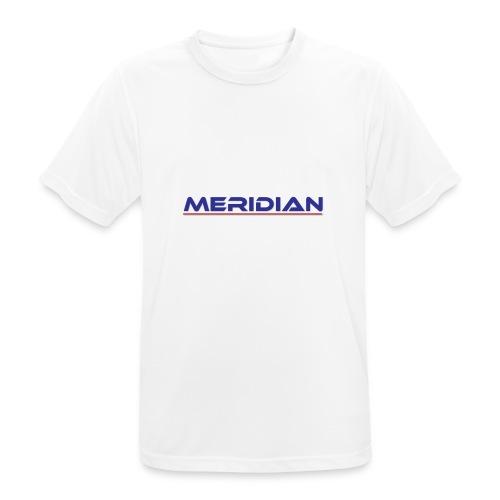Meridian - Maglietta da uomo traspirante