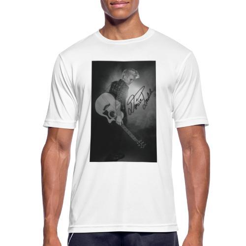 Foto - Männer T-Shirt atmungsaktiv