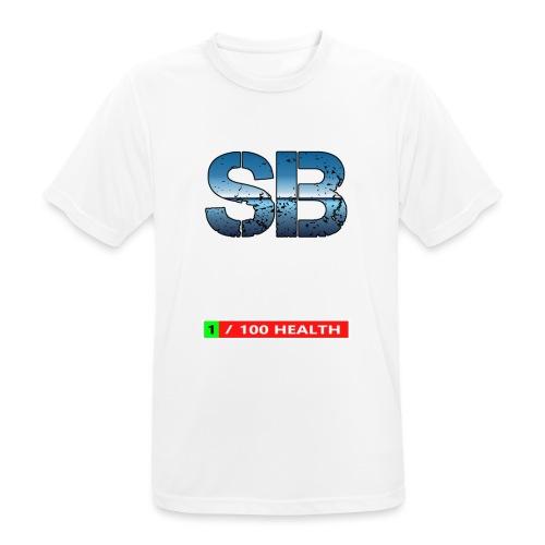 Health Tee Oh Shiiet! - Herre T-shirt svedtransporterende