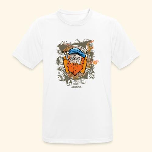 Malthead Whisky T Shirt - Männer T-Shirt atmungsaktiv