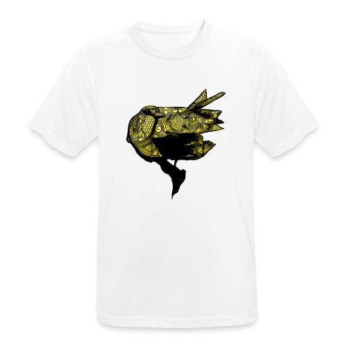 Pirol - Pustende T-skjorte for menn