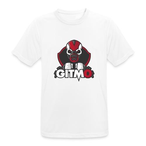 Gitm0 - Andningsaktiv T-shirt herr