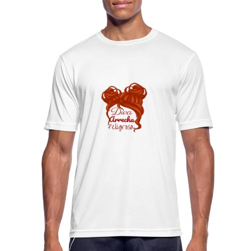 Diva - Camiseta hombre transpirable