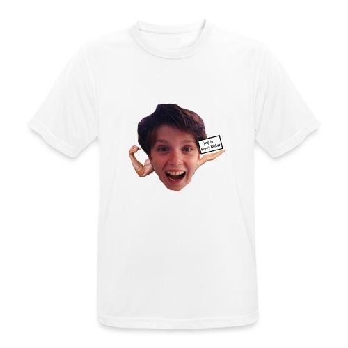 Joep - Mannen T-shirt ademend actief