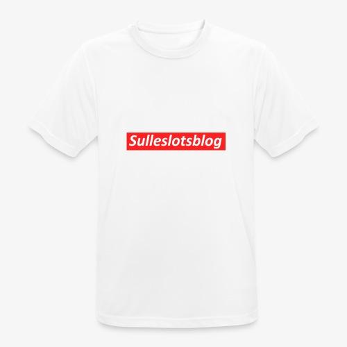 Box logo - Herre T-shirt svedtransporterende