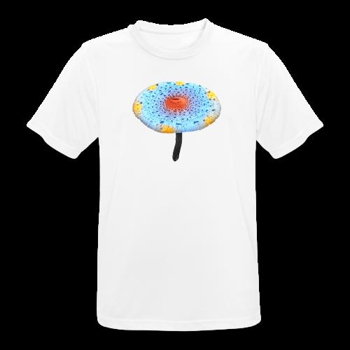 Bunter Pilz Tocawi - Männer T-Shirt atmungsaktiv