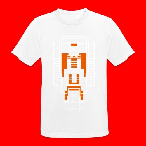 FUTURA - Maglietta da uomo traspirante