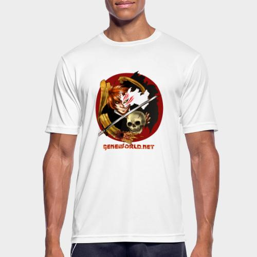 Geneworld - Ichigo - T-shirt respirant Homme