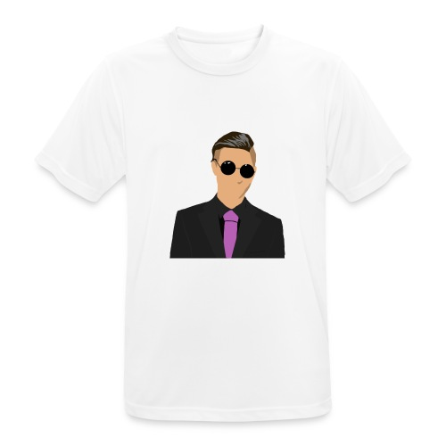 Odenshuge - miesten tekninen t-paita