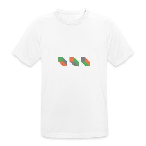 Tre - Maglietta da uomo traspirante