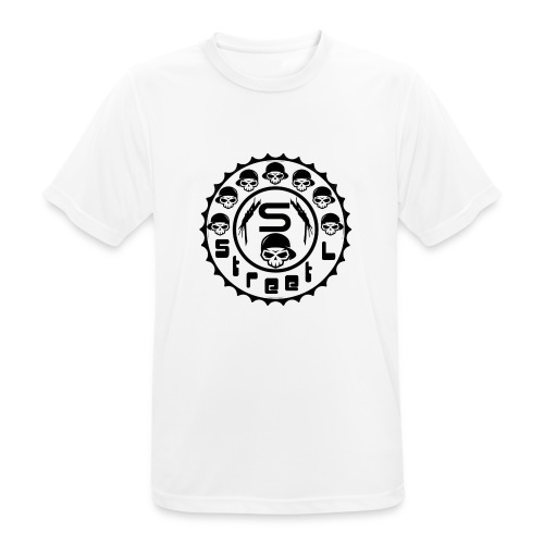 rawstyles rap hip hop logo money design by mrv - Koszulka męska oddychająca