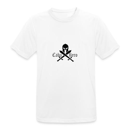 caballero - Camiseta hombre transpirable