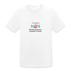 I'm supporting N&N - Men's Breathable T-Shirt
