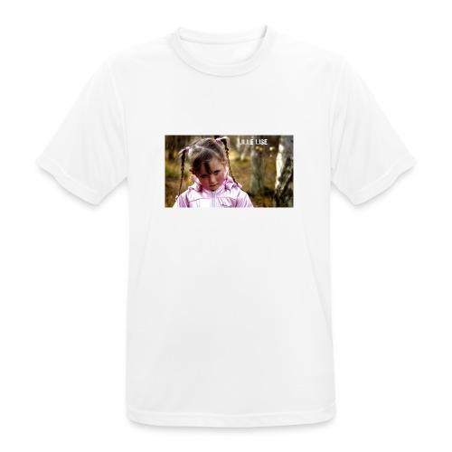 Lille Lise Picture - Men's Breathable T-Shirt