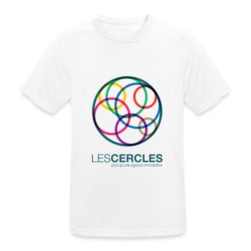 LESCERCLES 2019 Colour - Men's Breathable T-Shirt