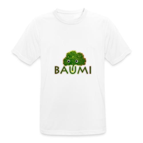 Baumi - Männer T-Shirt atmungsaktiv