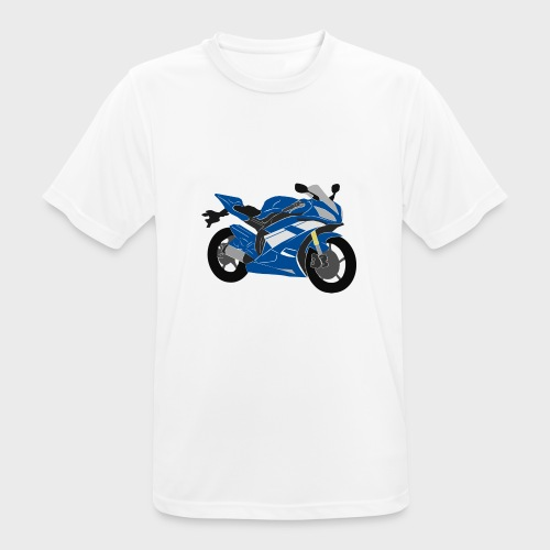 R6NICK Bike - Men's Breathable T-Shirt