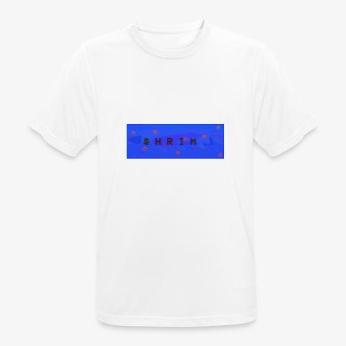 SHRIM. - Men's Breathable T-Shirt