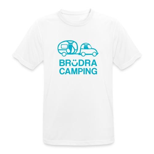 Brödra blå - Andningsaktiv T-shirt herr