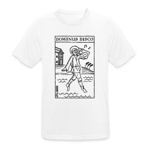 Dominus Disco - Männer T-Shirt atmungsaktiv