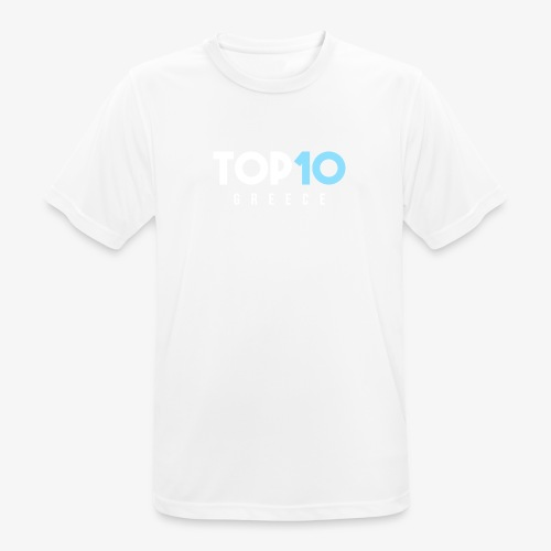 Top10Grece Avatar - Men's Breathable T-Shirt