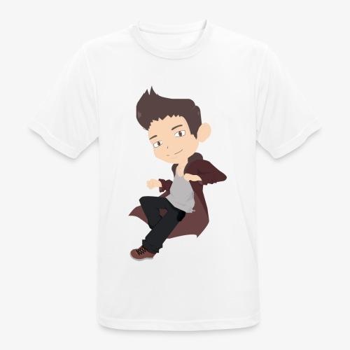 Basique - T-shirt respirant Homme