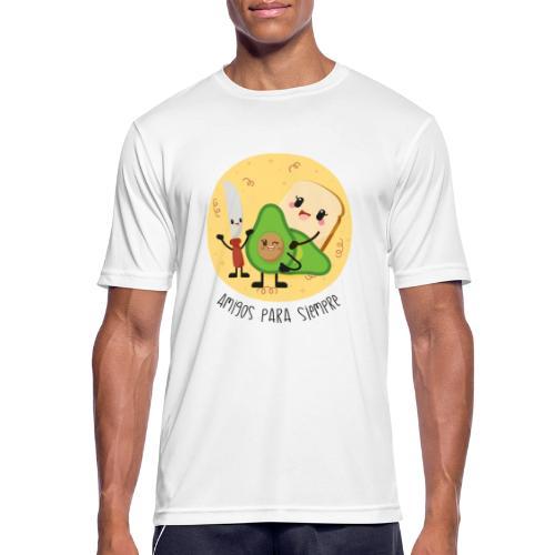 Amigos para siempre 2 - Camiseta hombre transpirable