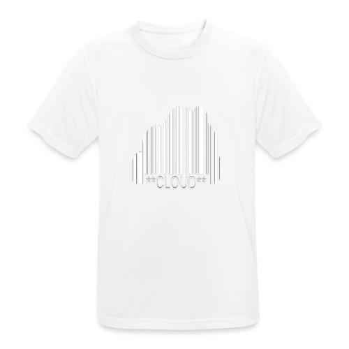 Cloud - Men's Breathable T-Shirt