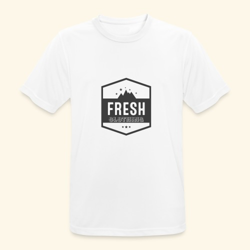 fresh - Men's Breathable T-Shirt