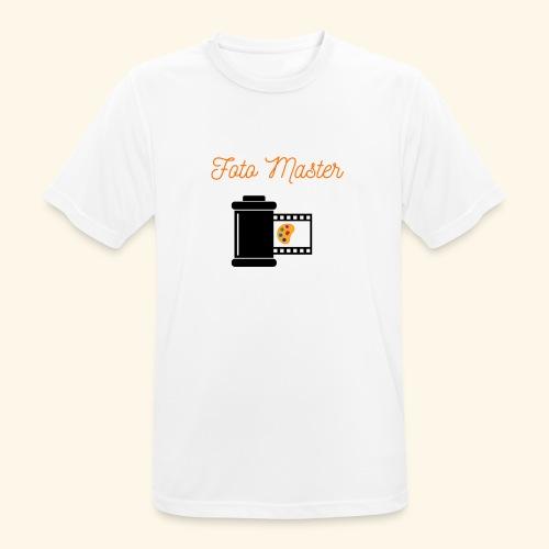Foto Master 2nd - Herre T-shirt svedtransporterende