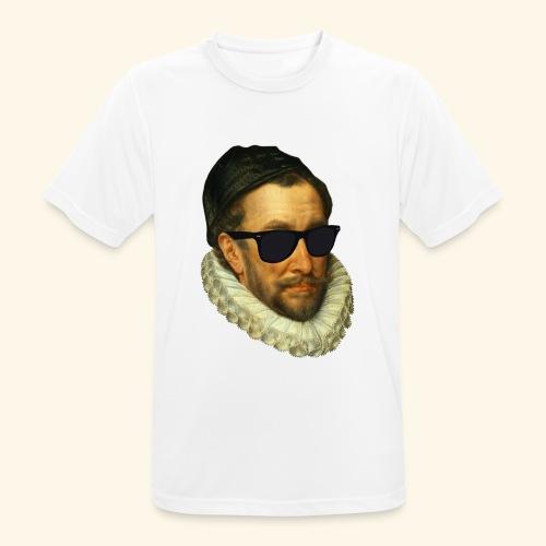 Fijn Uitgedoste Barbaar (zonder tekst) - Mannen T-shirt ademend actief