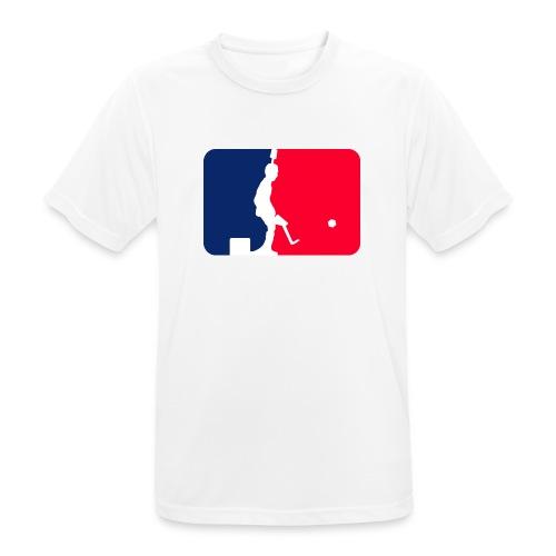 Major League Tipp-Kick Shirt - Männer T-Shirt atmungsaktiv