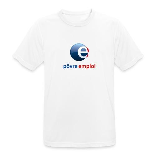 Povre emploi - T-shirt respirant Homme