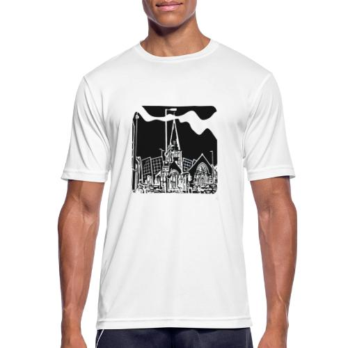 Church iconic - Men's Breathable T-Shirt