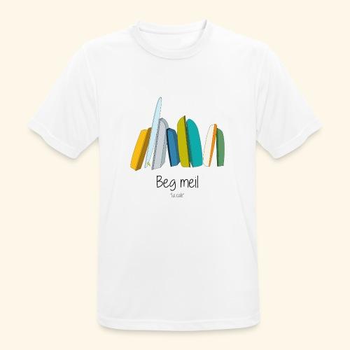 Beg Meil La cale - T-shirt respirant Homme