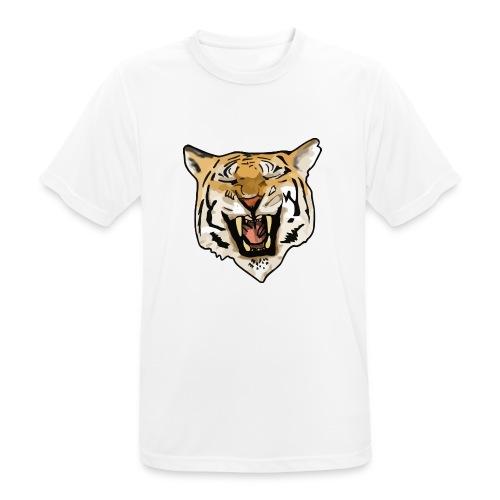 Tiger - Men's Breathable T-Shirt