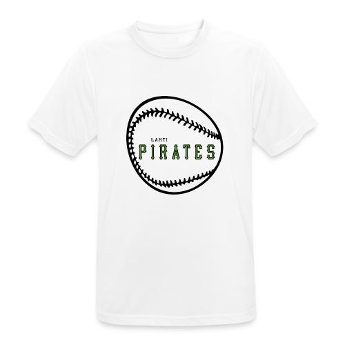 Urheiluvaatteet - miesten tekninen t-paita