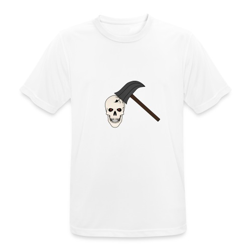 Skullcrusher - Männer T-Shirt atmungsaktiv