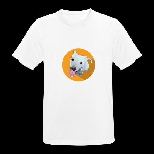 Computer figure 1024 - Men's Breathable T-Shirt