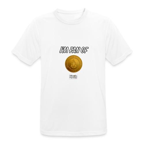 I'm fan of Eos - Maglietta da uomo traspirante
