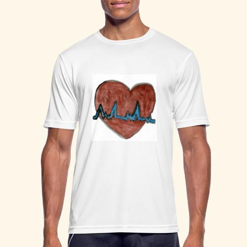 Cardio - Camiseta hombre transpirable