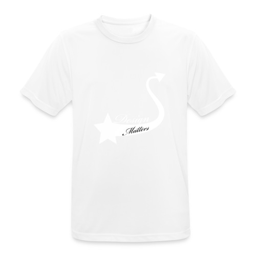 Design&Matters Star Tail - Men's Breathable T-Shirt