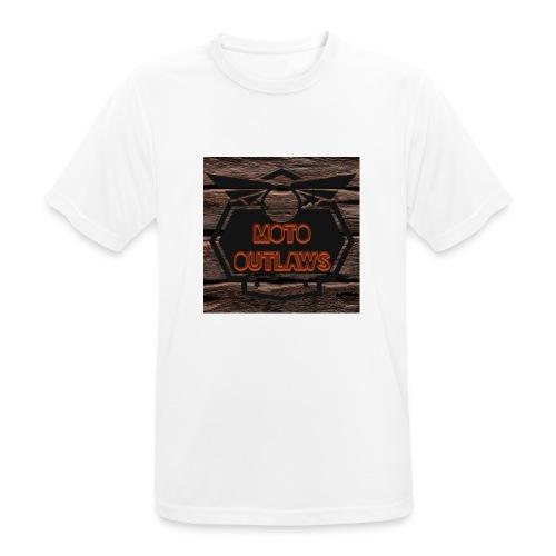 Moto Outlaws - Männer T-Shirt atmungsaktiv