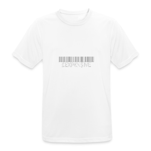 £XP€N$IVE - Men's Breathable T-Shirt