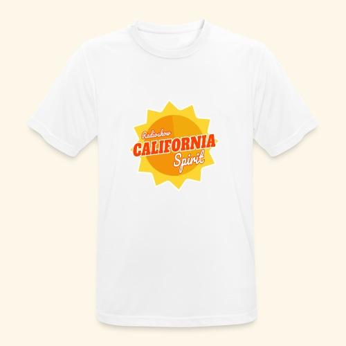California Spirit Radioshow - T-shirt respirant Homme