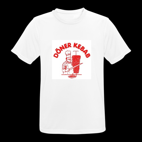 Doner Kebab - Men's Breathable T-Shirt