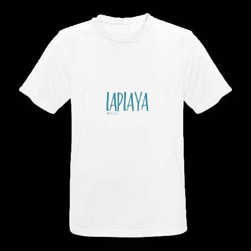 playa - Camiseta hombre transpirable